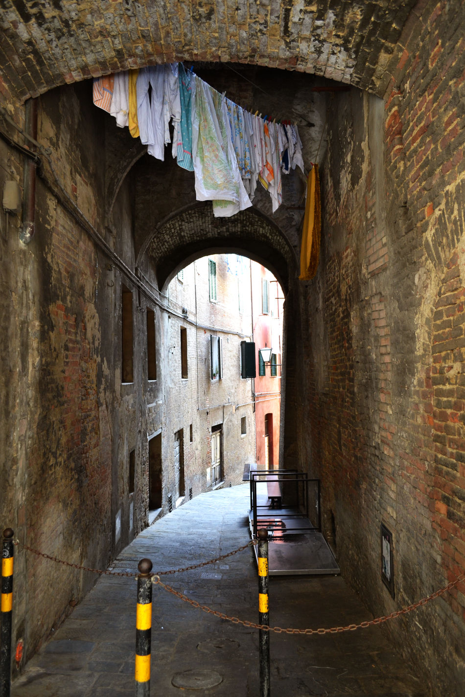 Architecture Building Ceiling City Life Clothes Corridor Culture Entrance EyeEm Best Shots My Best Photo 2015 Old Streetphotography Streets Travel Photography Urban Wall Everybody Street City View  Traveling City Life Greetings From Italy Telling Stories Differently The Architect - 2016 EyeEm Awards