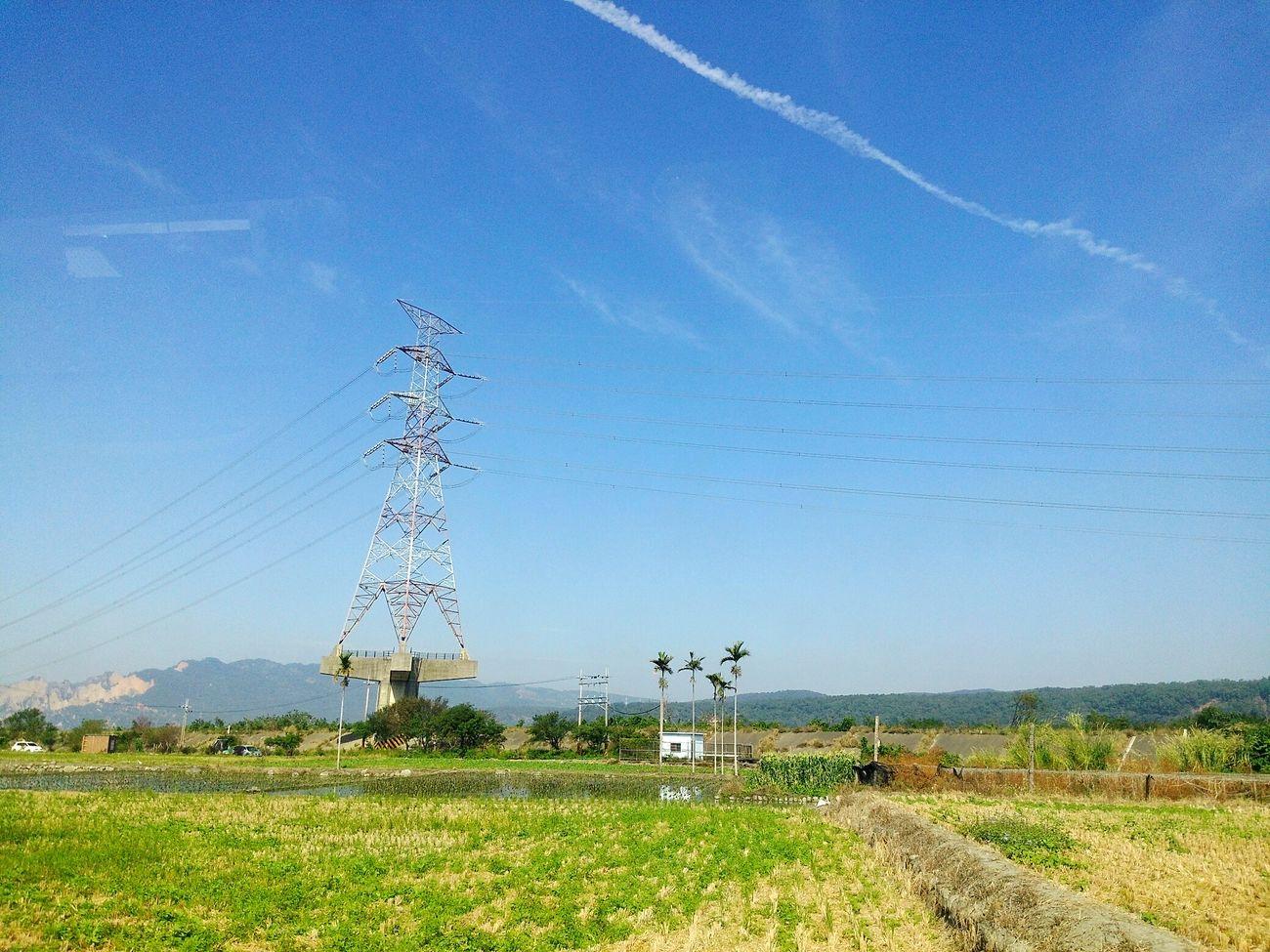 這就是我們台灣式的艾菲爾鐵塔。