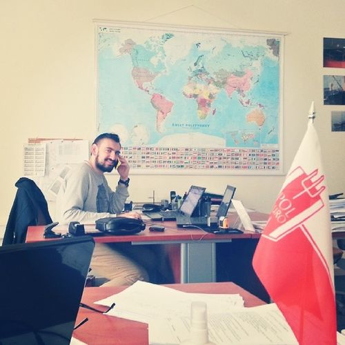 Director Inspektor Grande Directore shipping broadening business