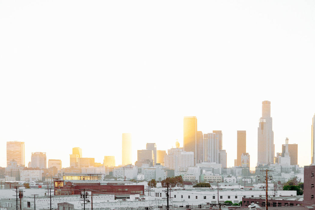 Architecture Artsdistrictla Cityscapes Landscape LosAngelesCity Office Building Outdoors Sunset