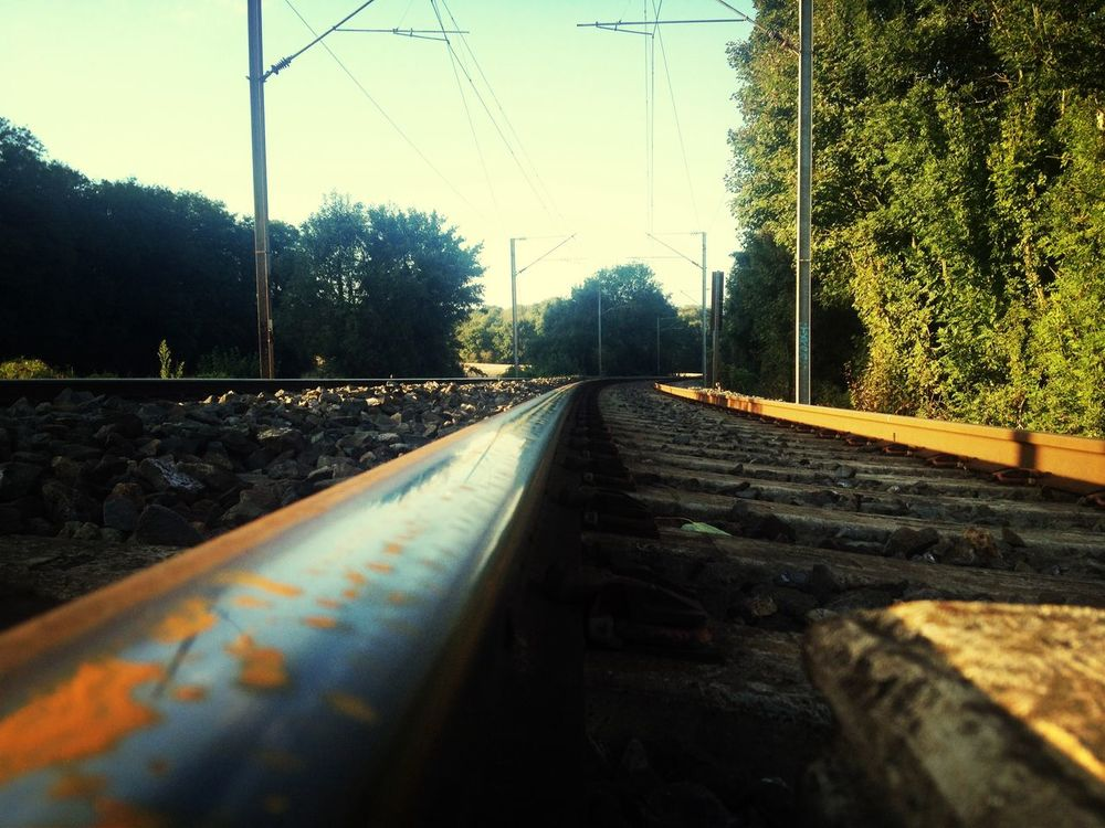 Rail Road IPhone