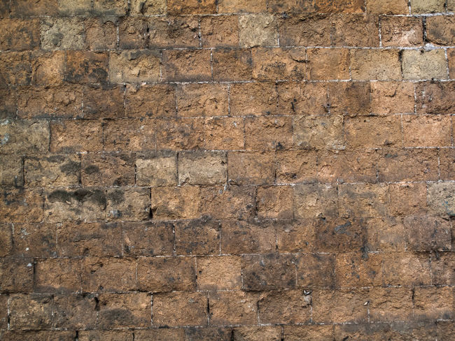 Antique Brick Brick Wall Old Old Buildings Pattern Tuff Wall