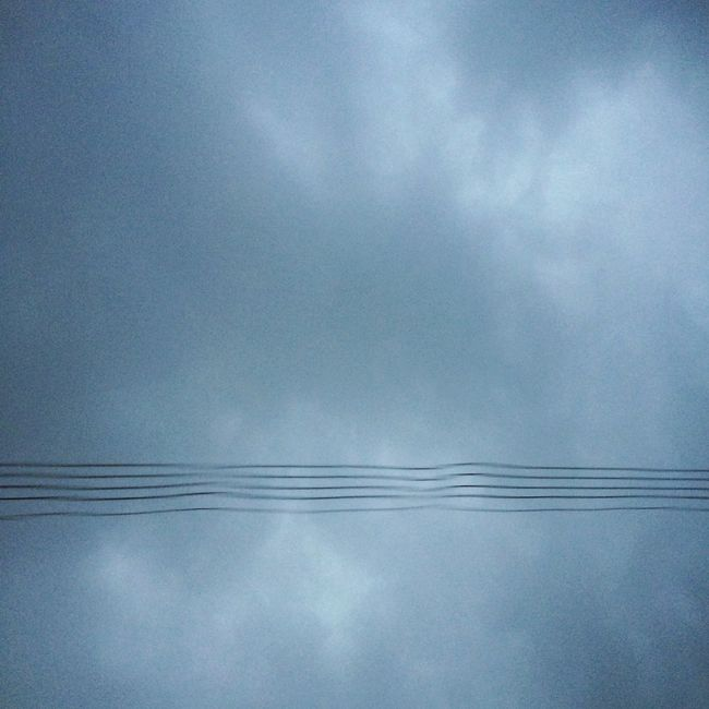 Distorted Cable Power Line  Connection Low Angle View Technology Electricity  Power Supply Blue Day Sky Power Cable Nature Cloud - Sky High Section Tranquility Cloudscape Beauty In Nature No People Scenics Cloudy Rain Rainy Days Colors And Patterns