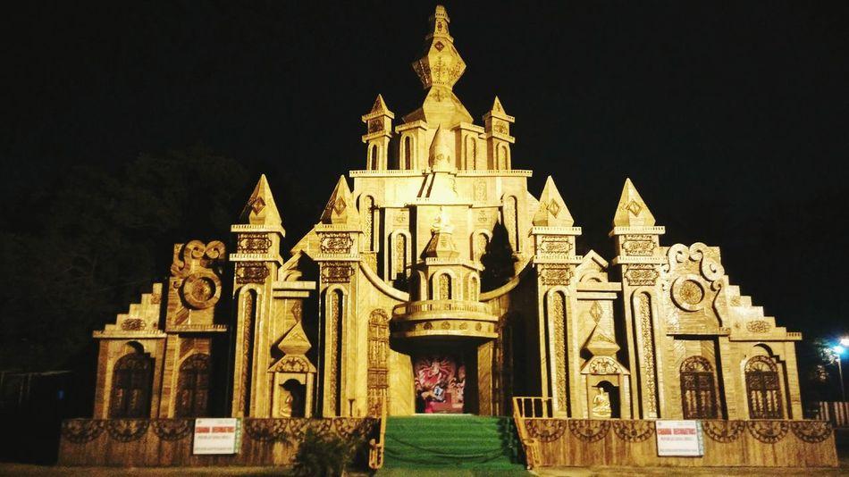 Durga Puja 2015 Kolkata Pandals Saltlakecity Navratri2k15 Navratri Xiaomimi3 Snap