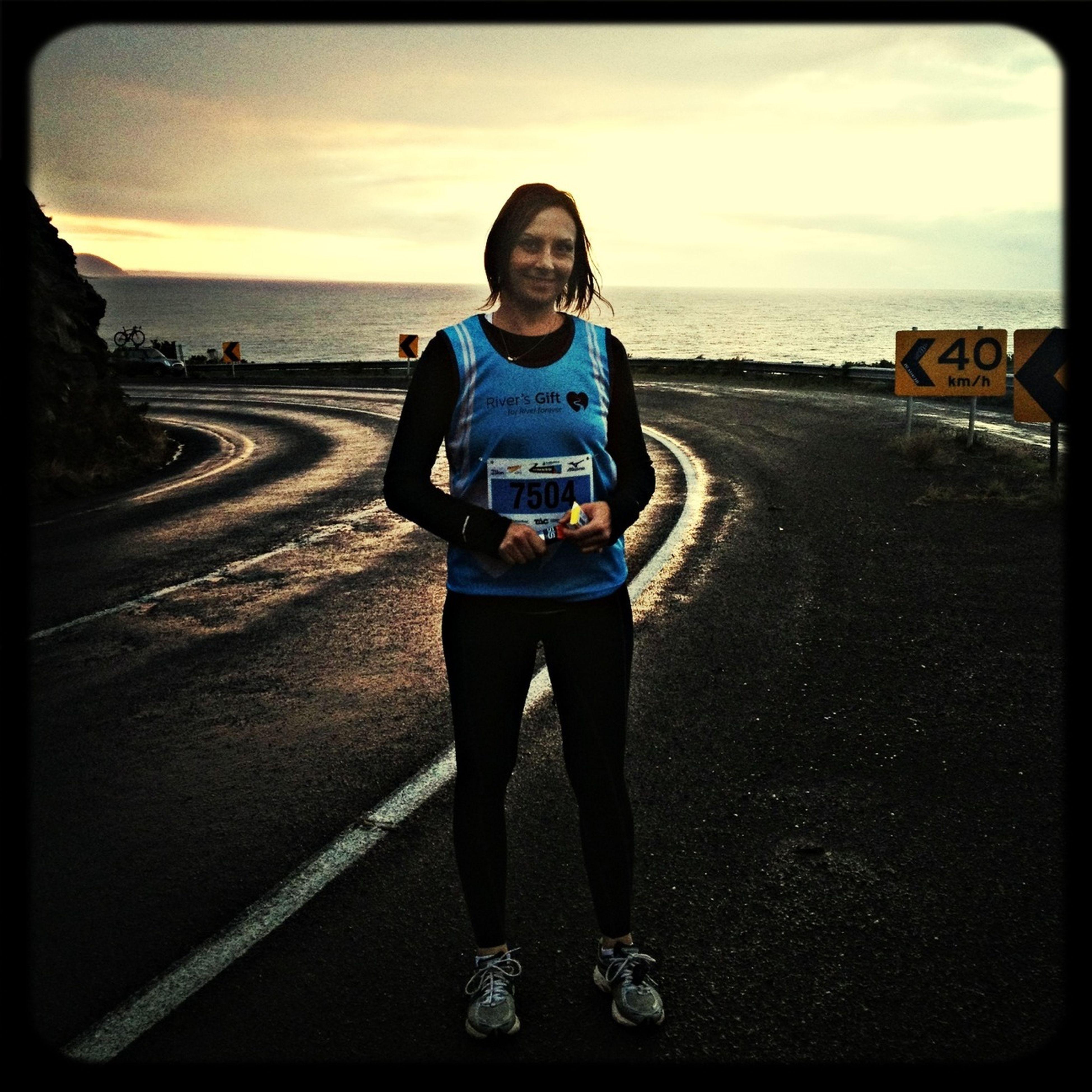 Great Ocean Road Half Marathon.