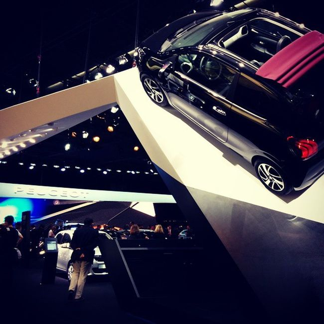 Step by step cc @sassoustep ! LovePeugeot108 MondialAuto