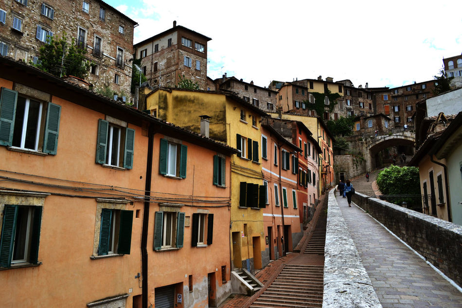 Architecture Building Building Exterior City City Life Day Eyem Best Shots Greetings From Italy Outdoors Residential Structure Telling Stories Differently The Way Forward Town Travel Photography Traveling The Architect - 2016 EyeEm Awards