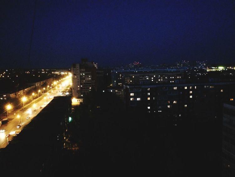 Hello World Russia Иваново Ivanovo Ночь City Street From My Point Of View My Hobby People Watching