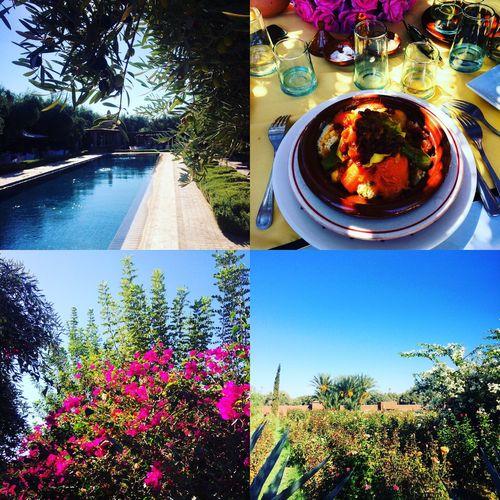 Maroc Marroco Marrakech Beldi Beldi Country Club Colors
