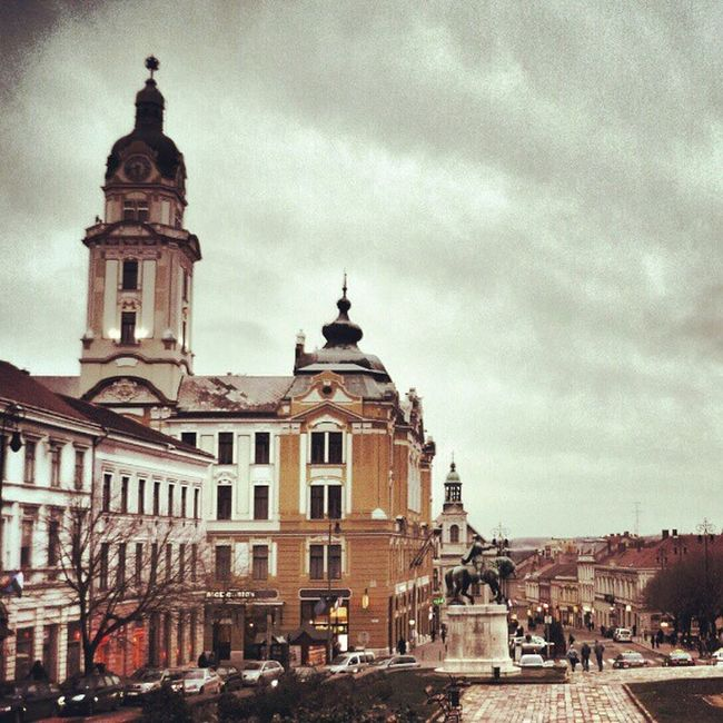 Pécs Széchenyitér City Home