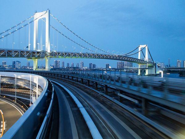 city of the future Tokyo Japan The Traveler - 2015 EyeEm Awards Cityscapes Bridges Night Lights Urban Geometry Ultimate Japan