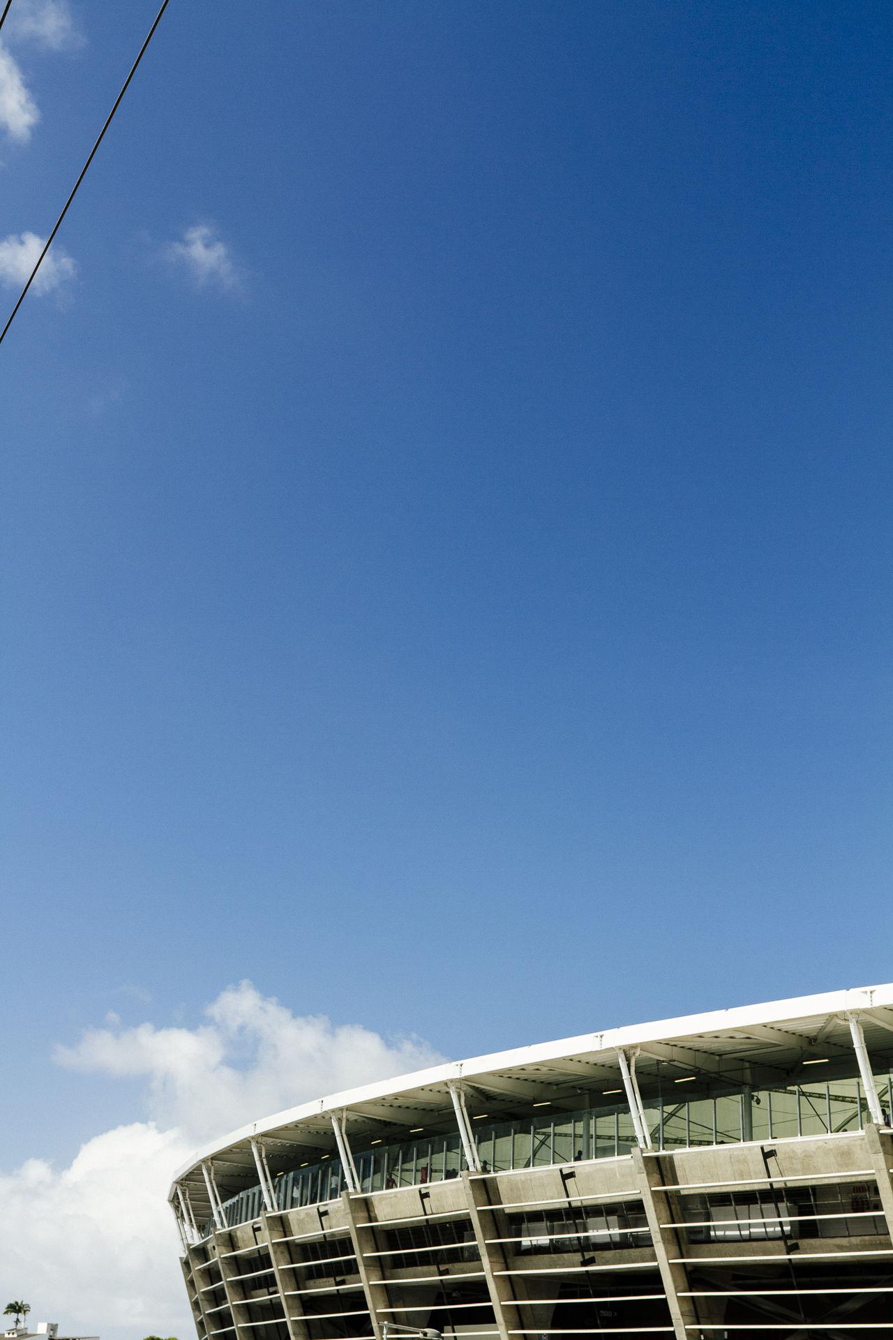 Bahia Brasil Brazil Fifa Stadium Salvador Soccer Stadium Worldcup 2014