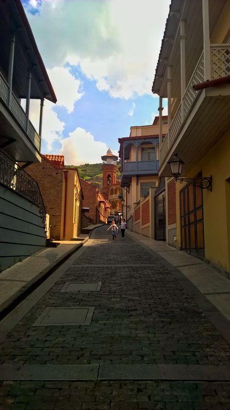 Datodaat Tbilisi Cityscapes First Eyeem Photo Old Tbilisi Davitsarkisovi