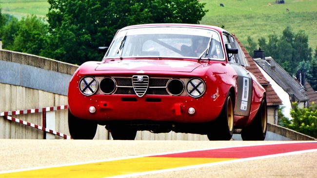 Alfa Romeo Alfaromeo Classic Car Classicrace Pitlane Boxengasse Sachsenring Germany Lumix Travelzoom Red Capture The Moment From My Point Of View Taking Photos Racetrack Race Race Day Take Photos OpenEdit Getting Inspired