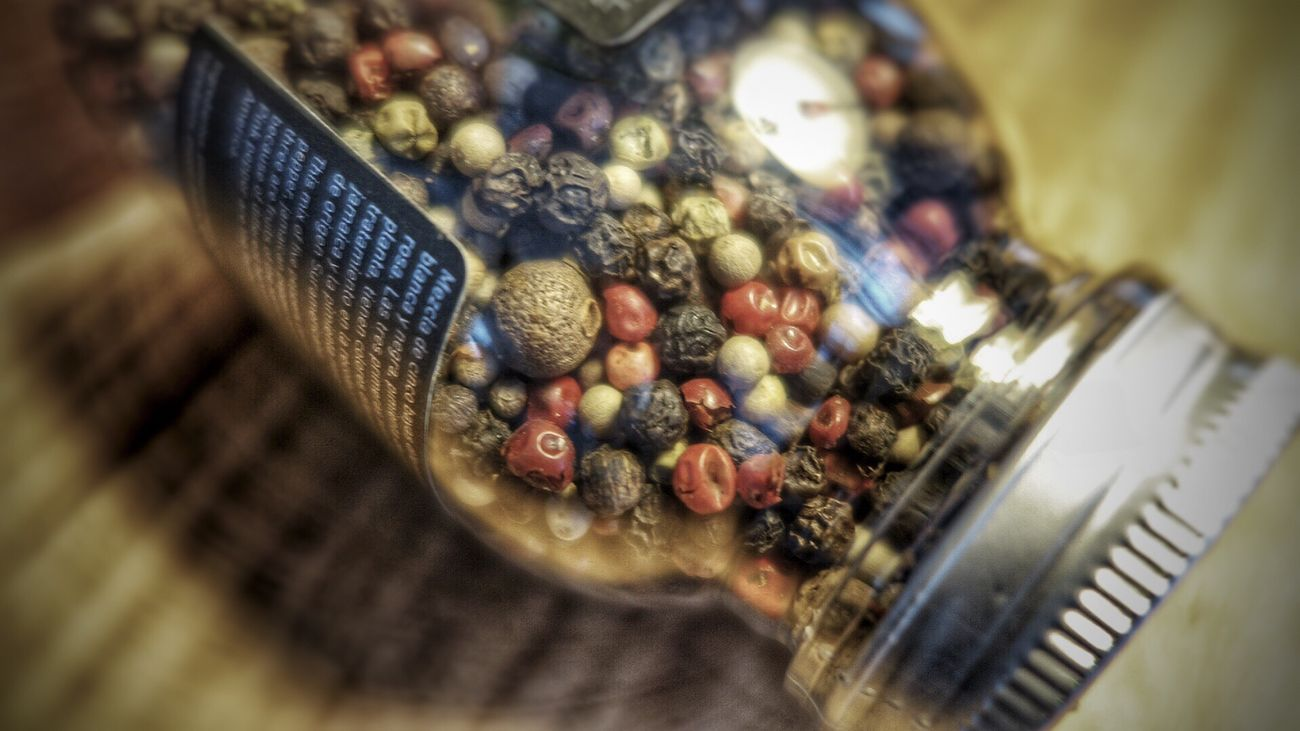 HDR Food Peper Macro Photography Macro Food And Drink Close-up Temperos Ilumination Pimenta