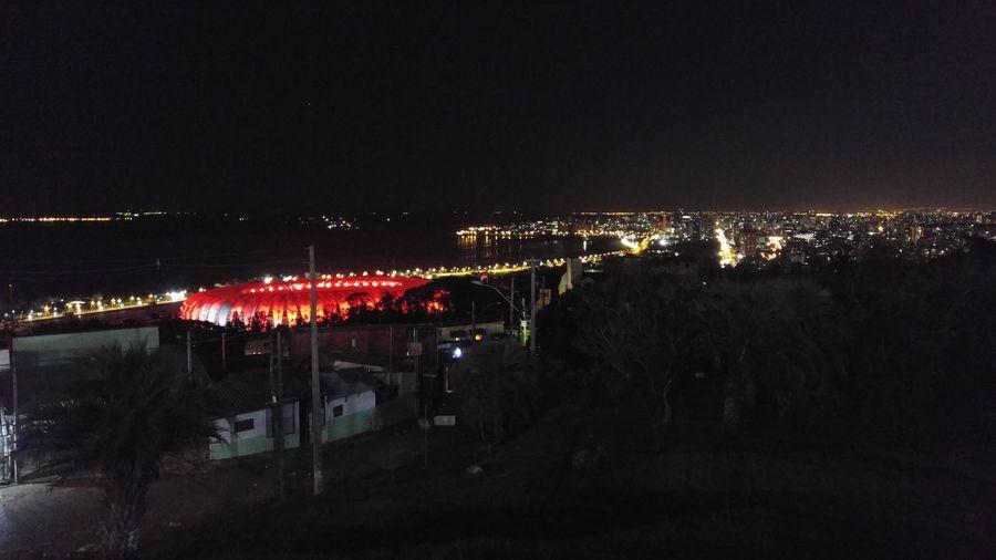 Illuminated Night Celebration Sky No People Outdoors Annual Event