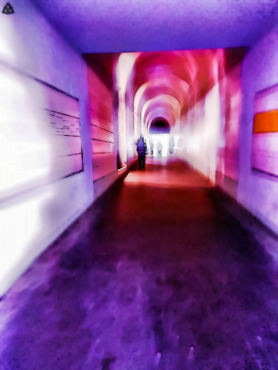 After life... Tunnel The Way Forward People Illuminated Purple EyeEm Market © From My Point Of View Lausanne, Switzerland EyeEm Best Edits EyeEm Masterclass EyeEm Gallery Eyem Collection Violet Color Violet Abstractions In Color Minimalism Photography Minimalistic Abstract Minimalist EyeEm Best Shots Blurred eyem best shots Eyemphotography Eyembestpics Blurred Photos.