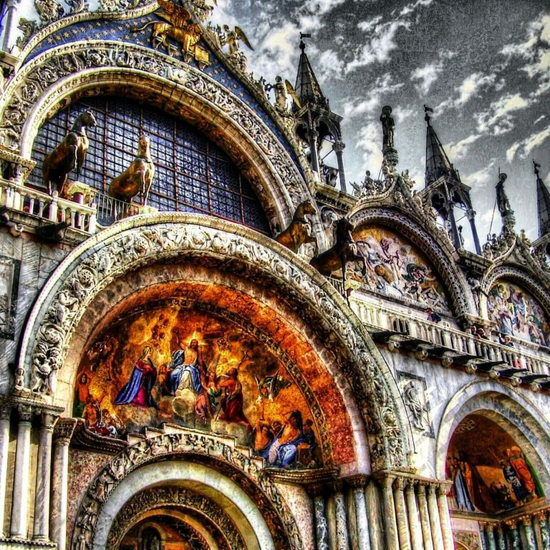 Architecture Walking around streetphotography building HDR venice by Angel😇😈