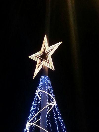 My Cristhmas Tree Star Streetphotography Navidad
