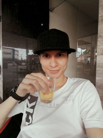 Drinking Beer Saturday Afternoon That's Me Brazilianboy Barra Do Garças Brazil