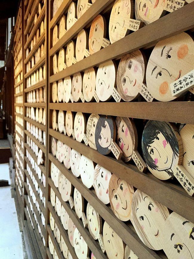 Japan Tommy@collection EyeEm Best Shots OpenEdit Kyoto 河合神社 鏡絵馬 絵馬 パワースポット