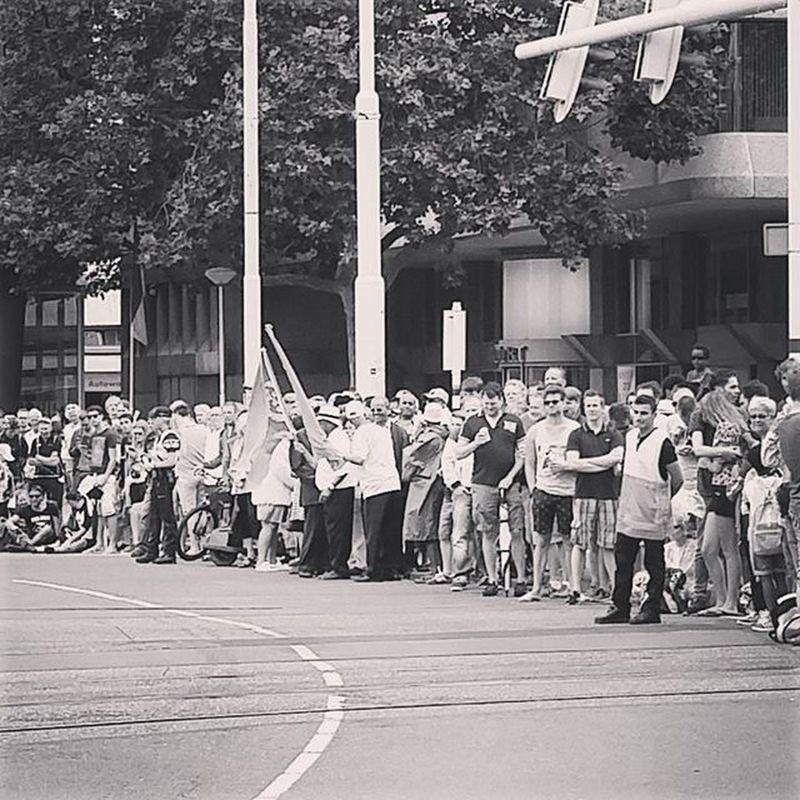 Le Tour De France in Rotterdam 🚲😈😎 Letour Letourdefrance Ltdf2015 Rotterdam