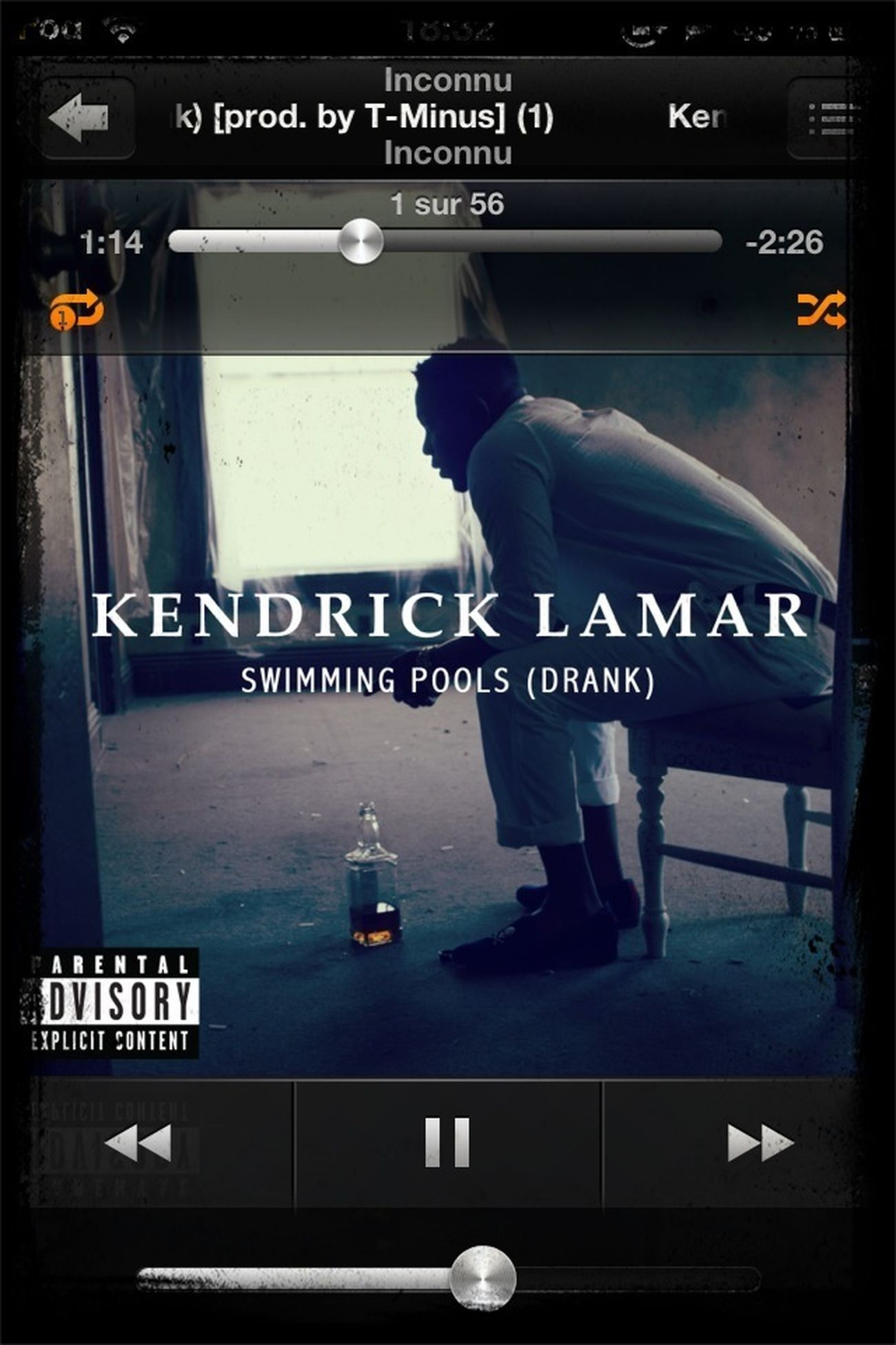 Kendrick Lamar Me Met Ienb