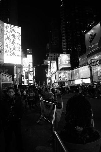 Newyork Blackandwhite