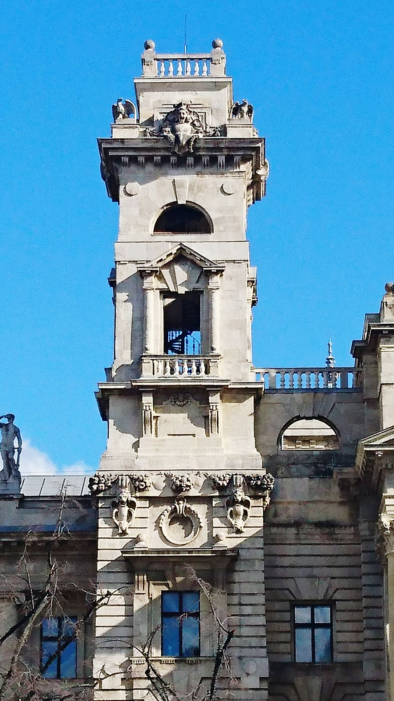 Néprajzi Múzeum Budapest, Hungary Architecture Cultures City Sky Day No People Building Exterior
