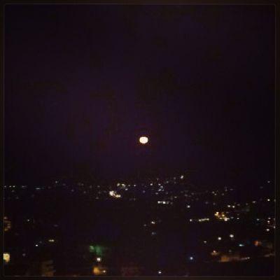 Bethlehem PhotoADay Popularpic Palestine like4like like4follow fullmoon moon popularpic photography