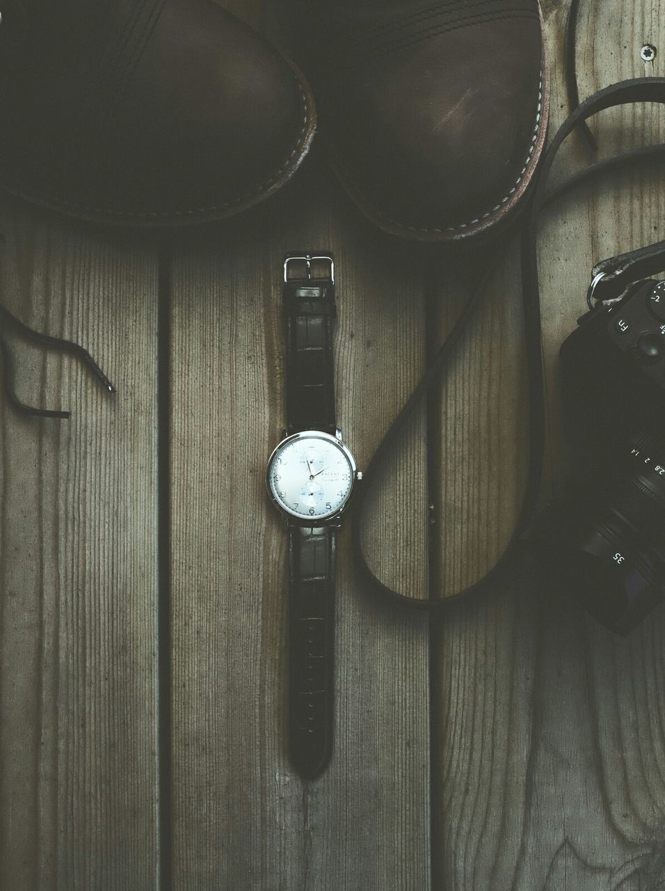 indoors, wood - material, no people, close-up, time, clock, day