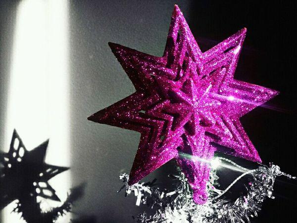 Color Splash Christmas Ornament Sunlight