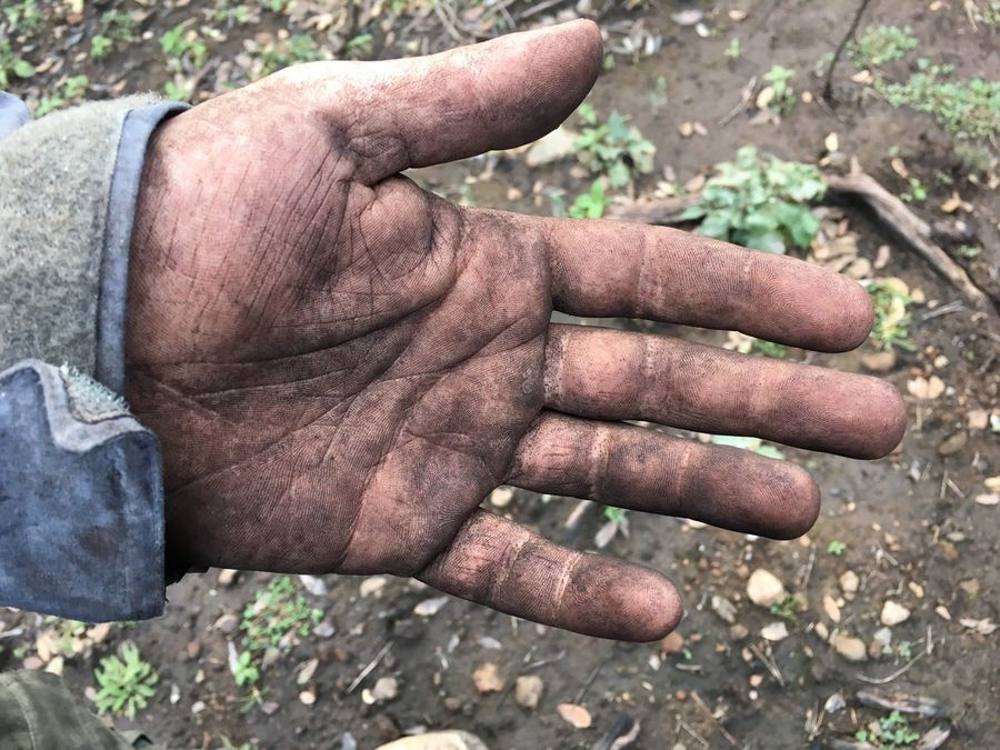Human Hand Real People Nofilter Proudofyou