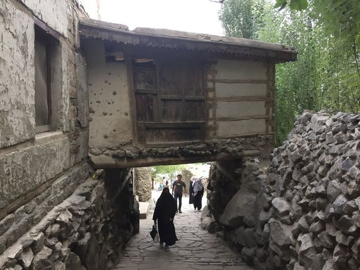 The way to Baltit Fort Hunza Hidden Gems  Hunza Valley Pakistan EyeEm Nature Lover Karimabad Hunza Traveling My Country In A Photo Beauty In Nature Beautiful View Capture The Moment Taking Photos Hello World