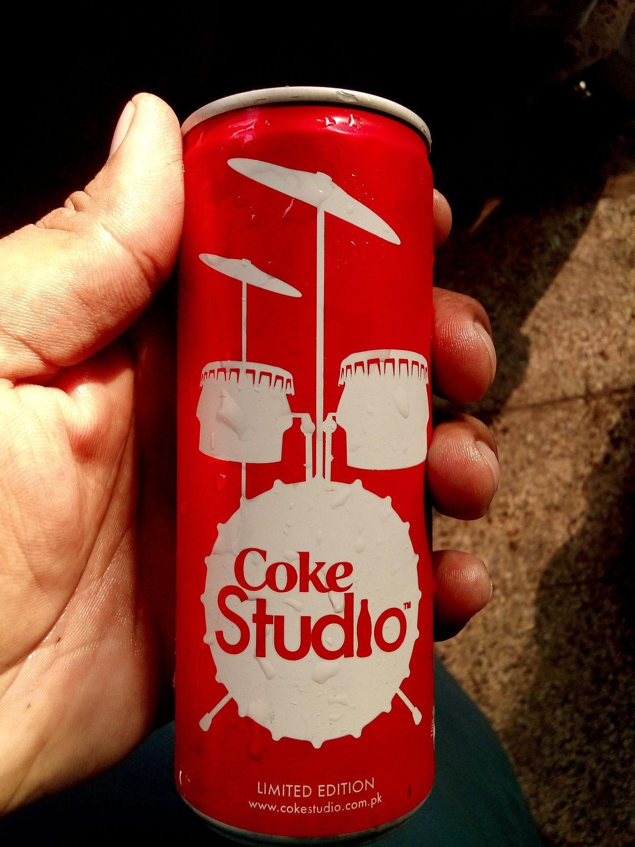 Coke Enjoying Life Open Edit