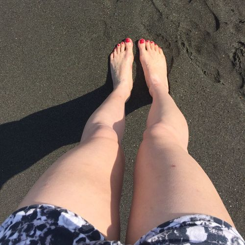 Summer has come!! Travelingfoot Barefoot Beach