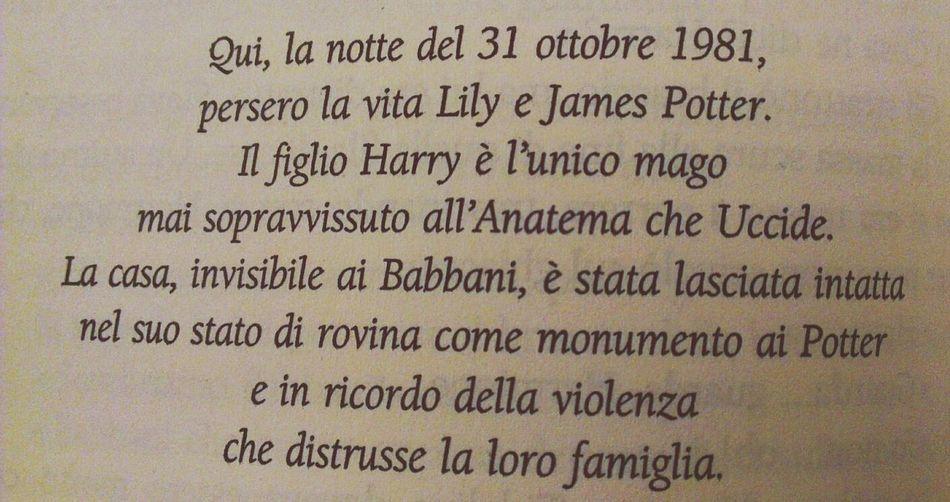 Harry Potter The Deathly Hallows Book Italian