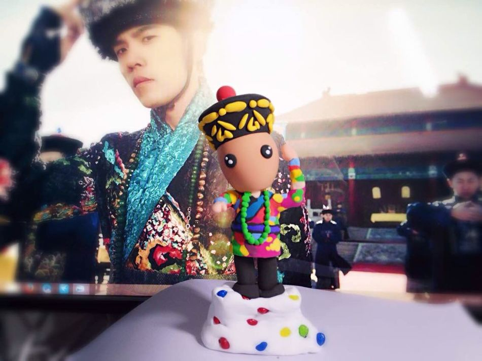 JayChou,My love.