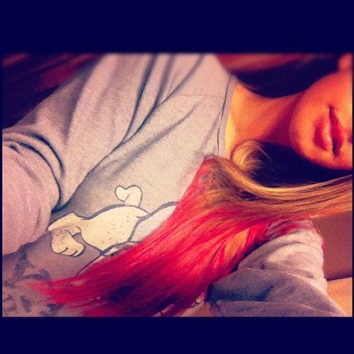 Red hurrrr don't currrr ?? Sis Firecrotch Gingaaaa Lipz