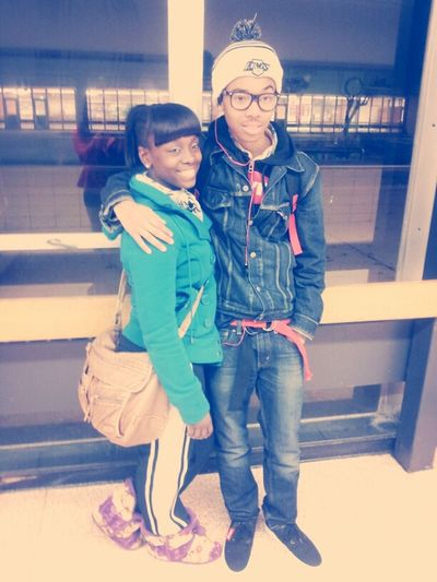 Vonna and jay