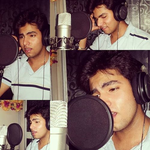 Fun Time Pass Sagarkanda Recording Dubing Studio Music Sahilkanda BIG Brother Rude Mic Filter Headphones Punjabi Insta Mtv ShoutOut Country_vines
