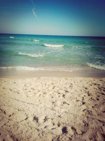 Nabeul Beach Beautiful