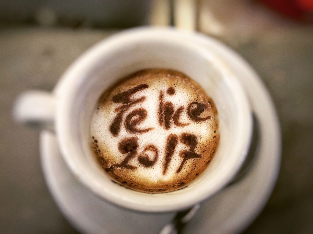 Coffee - Drink Coffee Cup Frothy Drink Drink Close-up Cappuccino Food And Drink Refreshment No People Indoors  Froth Art Latte 2017