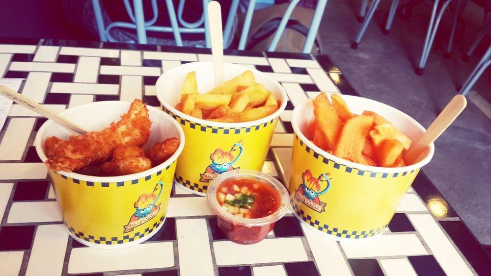 mr.potato :) Food Photography Halfsep Saigon