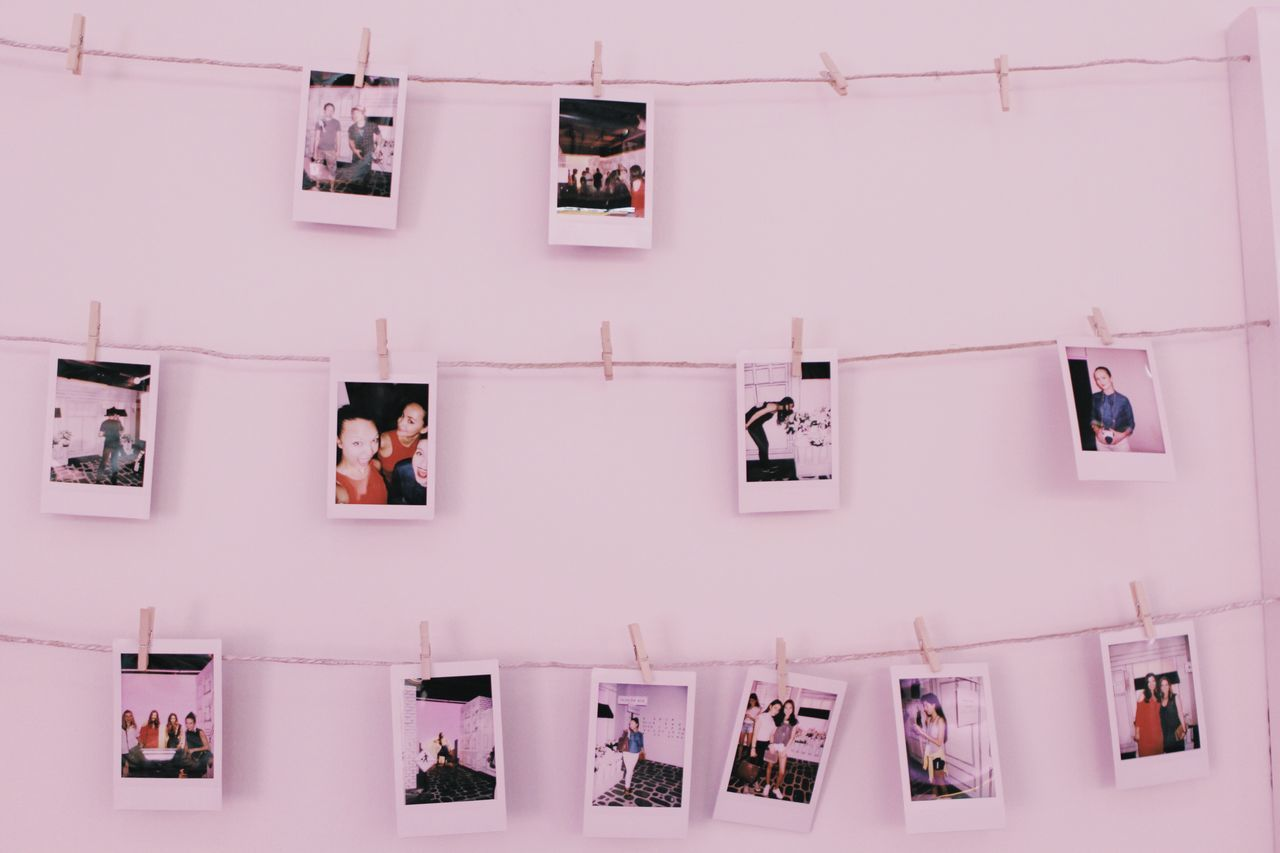 Polaroid Fujifilm Pictures Refinery29 29rooms Art Handbags NYC
