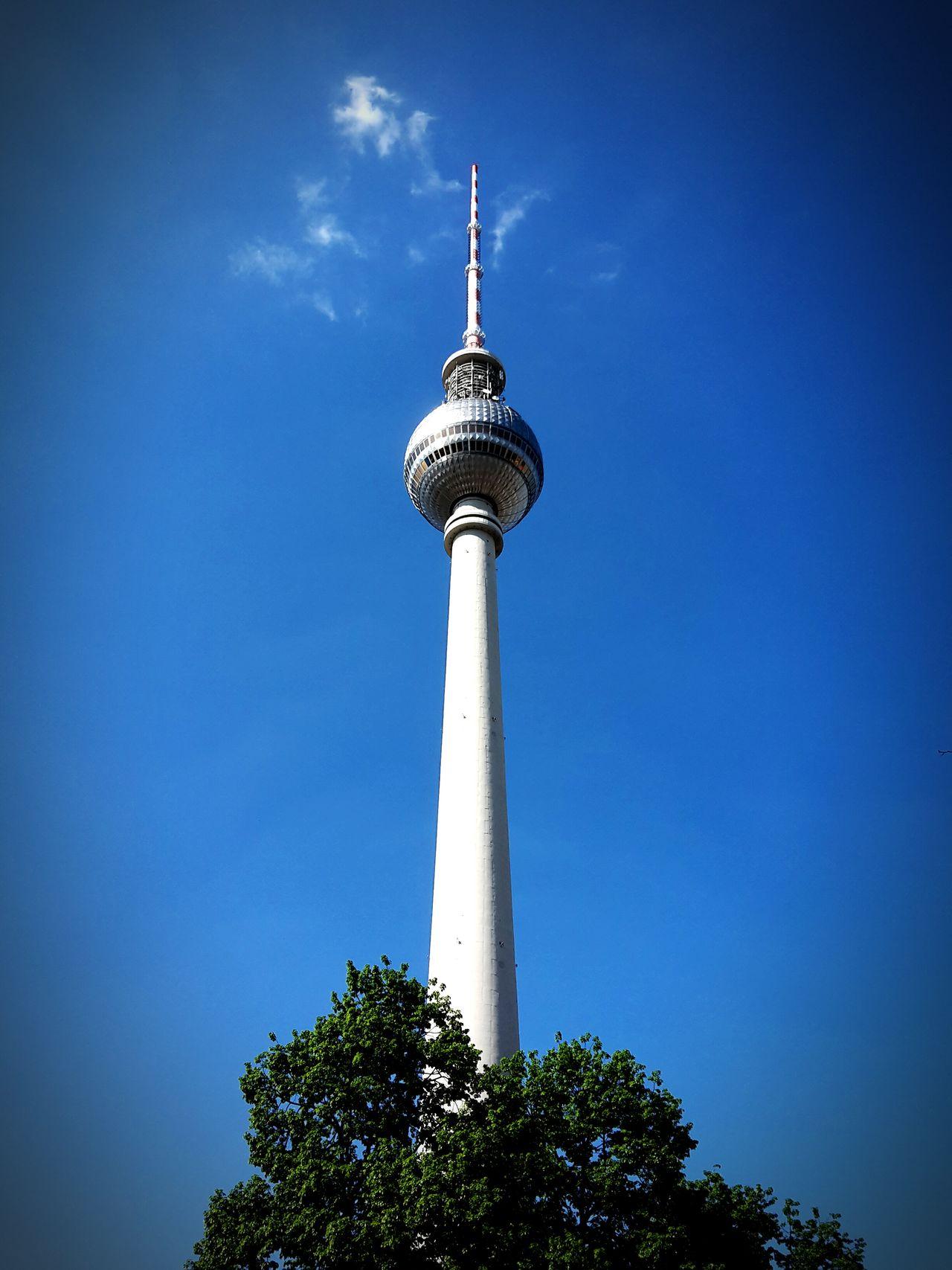 Berliner Fernsehturm im Mai 2016 Berliner Ansichten Berlindubistsowunderbar Berlin Photography Berlineransichten Berlin Fernsehturm Fernsehturm Berlin  Fernsehturm / Tv Tower Fernsehturmberlin