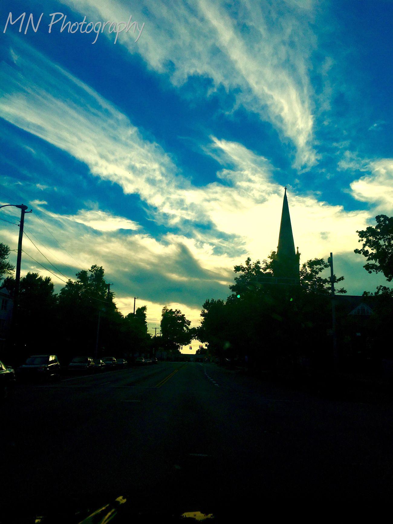 Drivebyphotography Cloud - Sky Street Streetphotography Urbanphotography