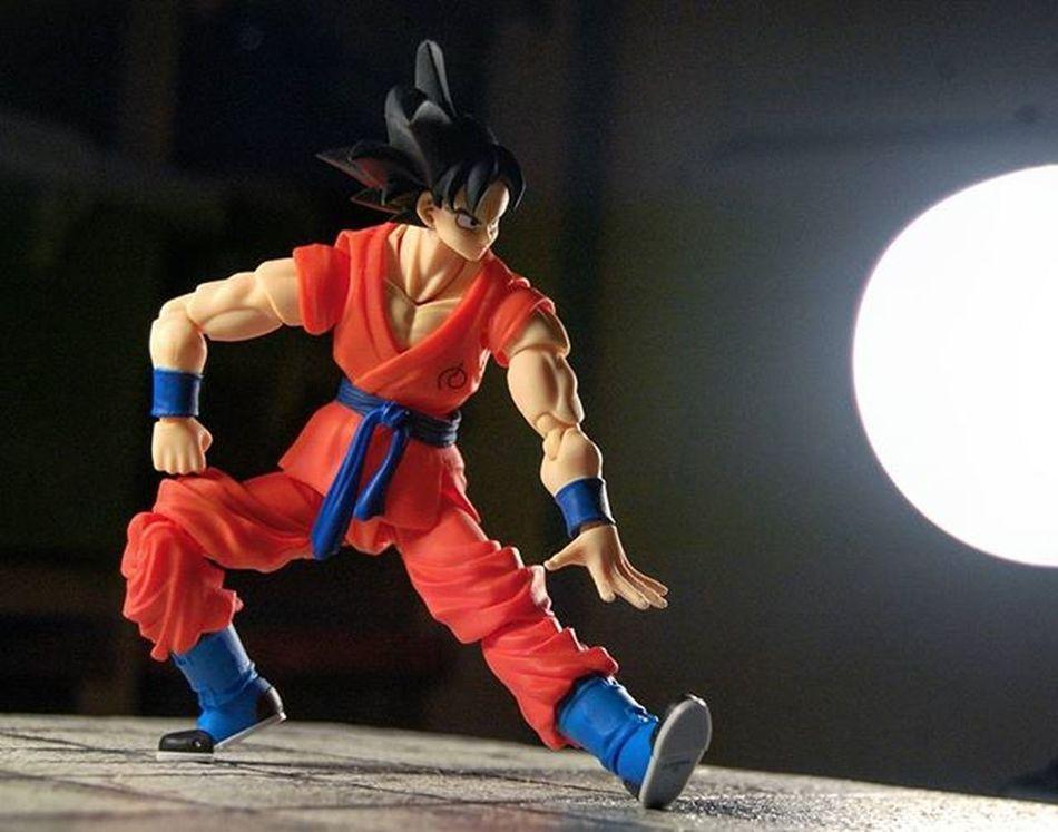 """""""Nee hitto! Fight me seriously!"""" Goku Dragonballsuper Shf_ph Shf"""
