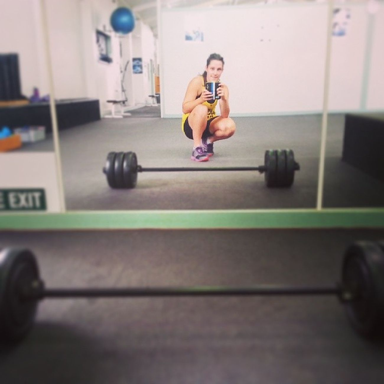 Adidas Shesquatsbro Gym 30kg