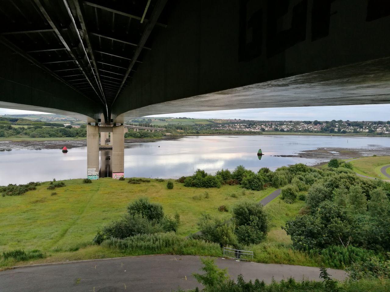 Foyle Bridge Derry Derrylondonderry Hidden Gems
